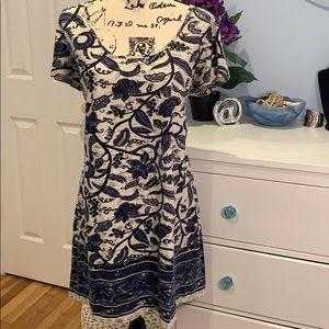 Lucky Brand Floral Shift Dress